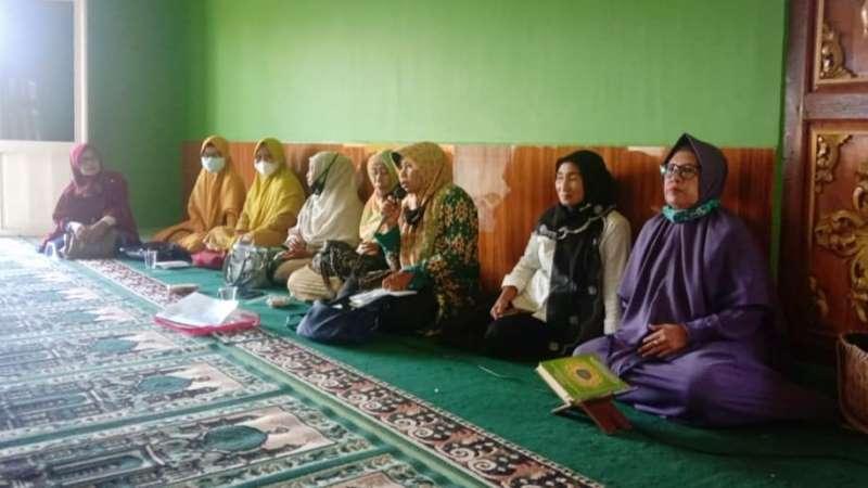 Kasi Kesra Menghadiri Kegiatan BMKT Rasau Jaya 1