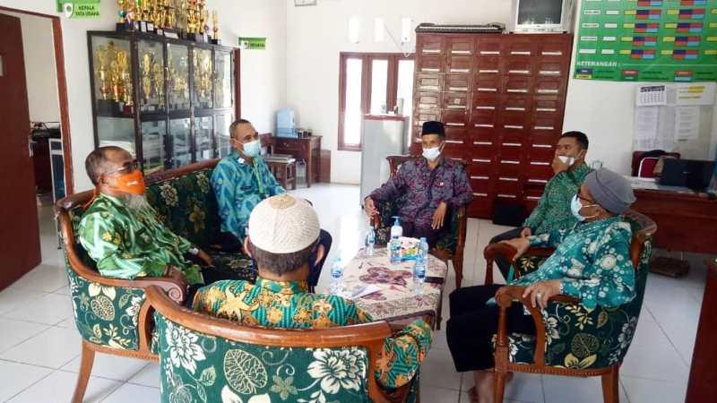 Kunjungan ke MTS Negeri Kubu Raya (Rasau Jaya Tiga)