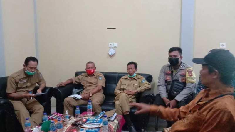 Rapat Penyelesaian Kepala Dusun